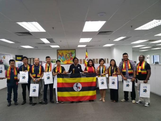 FLAG OFF CEREMONY OF MALAYSIA TOUR AND TRAVEL AGENTS FOR